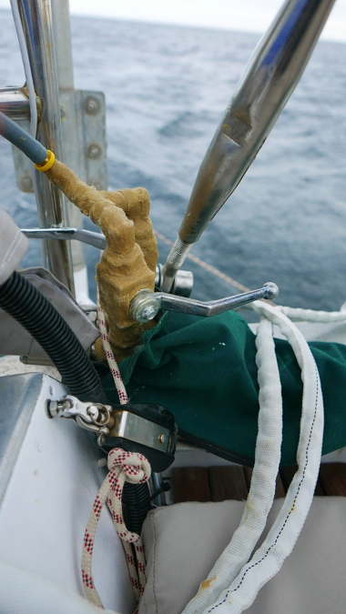 Autopilot valves with weird hardening tape