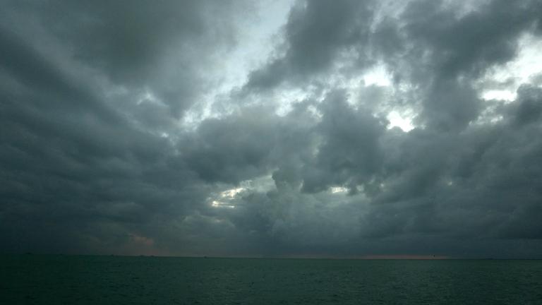 BoatShow_EveningSky BLOG