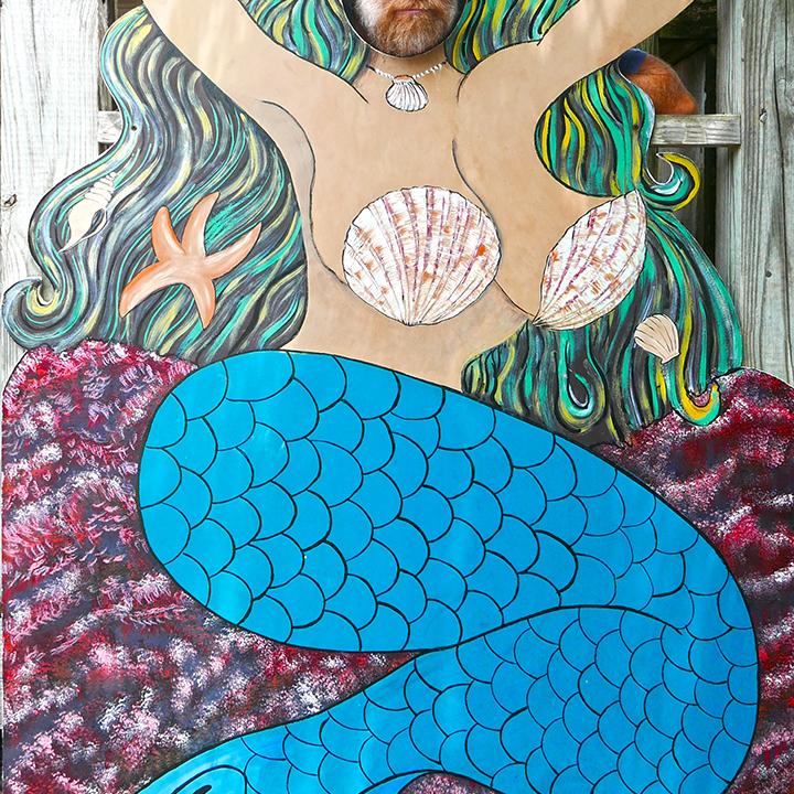 51. OCRACOKE_merman TITLE