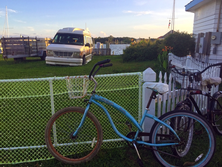 OCRACOKE2_bike BLOG